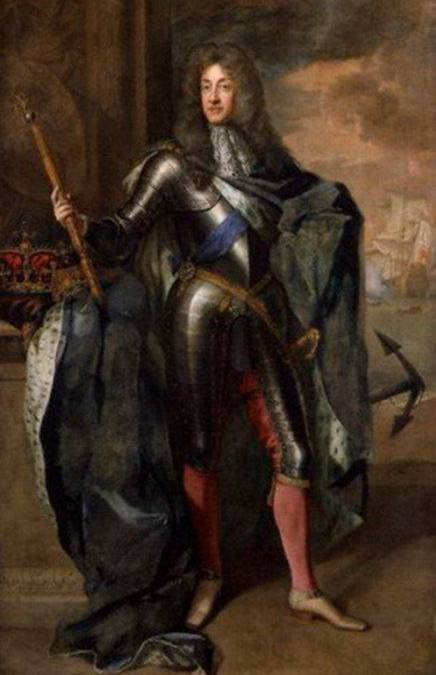 James II by Kneller